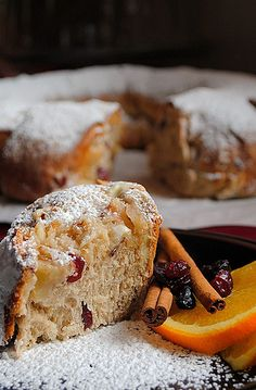 Christmas Stollen - Hands down my favorite German Weihnachts treat