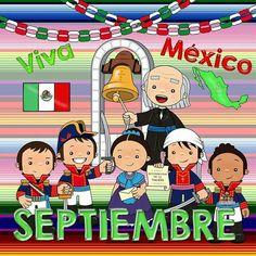 Me gusta esta imagen y quiero adquirirla Viva Mexico, Mexican Art, Spanish, Preschool, Kindergarten, Classroom, Clip Art, Education, Children