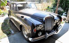 Sable Coat in the Garage:  1964 Bentley S3 - http://barnfinds.com/sable-coat-in-the-garage-1964-bentley-s3/