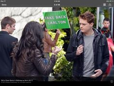 """Sean Berdy from """"Switched at Birth"""""""