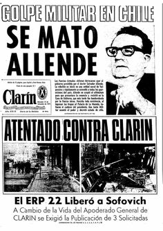 LasPortadasdetuVida (@vidaenportadas) | Twitter Newspaper Headlines, Freedom Fighters, Journal, Kokoro, Cold War, American History, Revolution, Presidents, Nostalgia