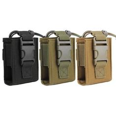 Tactical Pouches, Tactical Gear, Walkie Talkie, Hunting Bags, Bag Storage, Military, Entertaining, China, Free Shipping