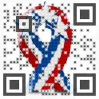 4th July  Graphic QR Code Looking for the top 10 July 4th fireworks shows?  Scan the Visualead Visual QR Code and find out where the biggest bang is happening.  Create yours at www.visualead.com