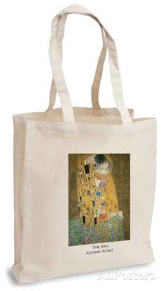 Tote bag Gustave Klimt
