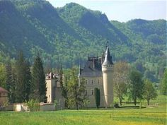 Property for sale in 34 bedroom French Chateau in Location Withheld, France
