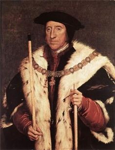 Thomas Howard, 3rd Duke of Norfolk, uncle of Anne Boleyn and Katheryn Howard, Great Uncle of Elizabeth I
