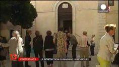 Los protestantes franceses aprueban la bendición de las parejas homosexuales