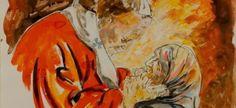 Scrivere per passione: LA MOSTRA DI FRANCESCO GUADAGNUOLO A ROMA IN OCCAS...