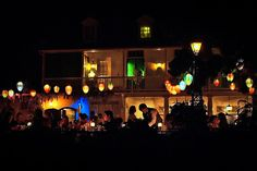 Blue Bayou Restaurant - Still haven't gone there but it's on my list!  http://makesmewander.com/101-in-1001-project/