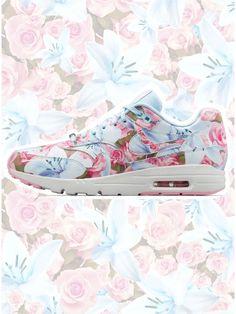 femmes floral nike air max 90 fleur de jasmin
