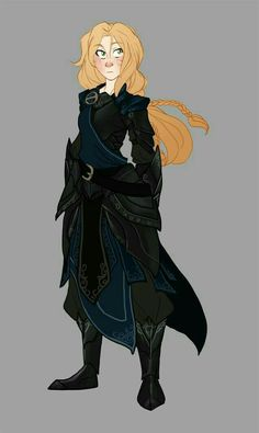 design inspiration - love the stance, outfit, and hair style, Drenn'ah is si. - The most creative designs Female Character Design, Character Creation, Character Design References, Character Design Inspiration, Character Concept, Character Art, Concept Art, Character Ideas, Dnd Characters