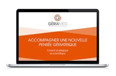 GÉRIAMED PowerPoint template