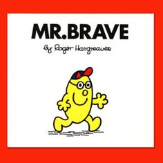 Mr. Brave by Roger Hargreaves | The Land of Nod, Stocking stuffer for Ryder