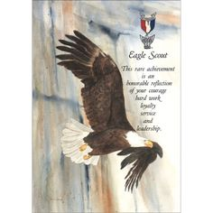 Eagle Scout - Greeting