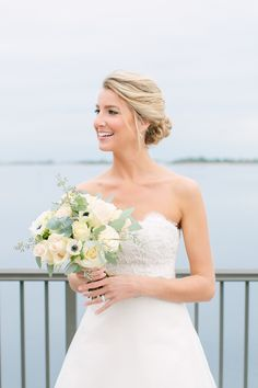 Photography: Love & Light Photographs - loveandlightphotographs.com Wedding Dress: Jim Hjelm - jlmcouture.com