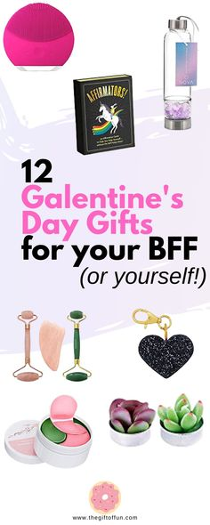 Treat your BFF (and yo' self!) this Valentine's Day.