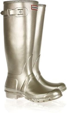 ShopStyle: Hunter Original Tall Wellington boots