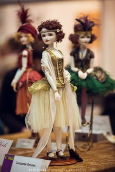 Lulu. porcelain. 56 cm Оксана Сахарова