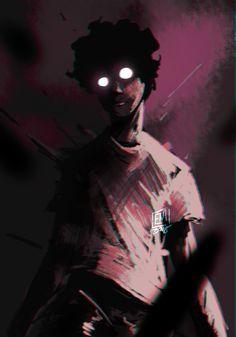 Horror Art, Mob, Character Art, Character Inspiration, Dark Fantasy, Mob Psycho 100 Anime, Dark Art, Anime Wallpaper, Manga