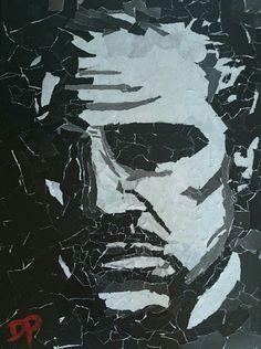 Marlon Brando by Don Pennings 60x80 cm