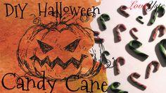 Halloween Candy Cane - Polymer Clay (Easy Tutorial) ポリマークレイhttps://www.youtube.com/watch?v=ra1ksFqX_0E #Halloween #CandyCane #Candy #LoveYste #DIY #DoItYourself #HowTo #HowToMake #CraftyVideos #Love #Haul #Baking #Giveaway #Copenhagen #Denmark #PolymerClay #Inspired #Clay #RainbowLoom #Handmade  #Gifts #PolymerClayTutorials #Crayons #BestVideos #BestTutorials #DIYTutorials #HowToTutorials #EasyTutorials #TagVideos #Keychain #Youtube #JapaneseSuminagashi #Suminagashi #FloatingInk #Ink
