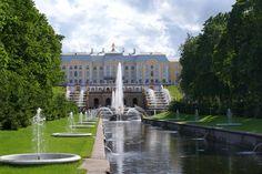 St. Petersburg – The city of white nights