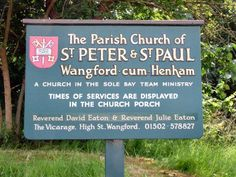 Image detail for -The Church Sign