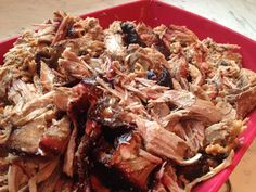 How to Cook Pork Butt on the Big Green Egg - http://greeneggblog.com/how-to-cook-pork-butt-on-the-big-green-egg/