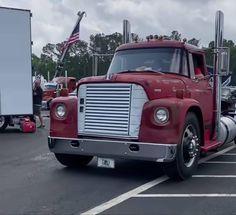 Medium Duty Trucks, Heavy Duty Trucks, Little Truck, New Trucks, Vintage Trucks, Restoration, Chrome