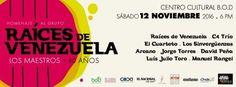 Grandes nombres de nuestra música rinden tributo a Raíces de Venezuela http://crestametalica.com/events/grandes-nombres-nuestra-musica-rinden-tributo-raices-venezuela/ vía @crestametalica