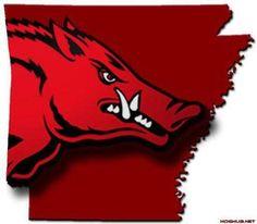 Arkansas Razorbacks Pride!