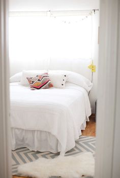 eclectic bedroom by Annie McElwain Photography