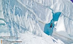 JP Auclair at Chamonix in Winter 2013 issue.