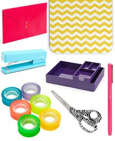Vibrant Office Supplies