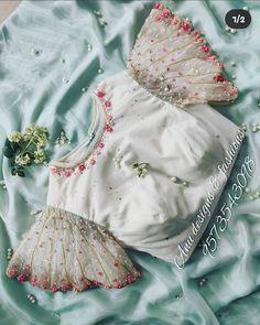 Cutwork Blouse Designs, Simple Blouse Designs, Stylish Blouse Design, Bridal Blouse Designs, Blouse Neck Designs, Blouse Patterns, Long Dress Design, Hand Work Blouse Design, Designs For Dresses