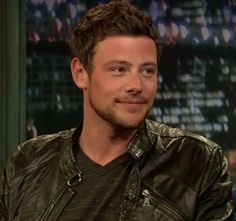 The handsome Cory Monteith <3
