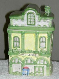 Post Office Cookie Jar