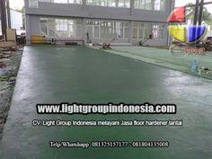 Light Group Indonesia: TAHAPAN PENGERJAAN FLOOR HARDENER