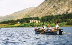Ireland offers some of the best and most affordable fishing for Atlantic salmon, sea trout, and native brown trout in the world. Brown Trout, Connemara, Landscape Pictures, West Coast, Ireland, It Cast, Boat, Adventure, Explore