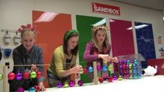 Minute to win it Christmas games from Lifeway