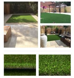 Ayegardening Ltd: Artificial Grass Installations in Surrey and Sussex - Modern Artificial Grass Installation, Landscaping Company, Outdoor Furniture Sets, Outdoor Decor, Surrey, Patio, Landscape, Modern, Cool Ideas