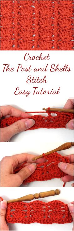 Want to learn how to crochet the post and shells stitch by following an easy tutorial? Then this article is just what you need + Free Video Tutorial! | Crochet Butterfly Stitch | Crochet Tutorials For Beginners | Crochet Stitches For Beginners | Free Crochet Videos | Free Crochet Patterns | Crochet Blankets For Beginners |Crochet For Beginners | Crochet Patterns | Crochet Stitches | DIY Crochet | #crochetlove #yarnlove #crocheters #crochettutorial #crochetblankets #crochet #crochetpattern