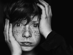 freckles ;o)