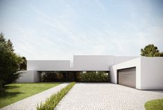 Panoramah - Project - House in the Line of Horizon