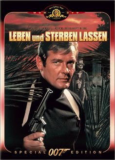 James Bond 007 Leben und sterben lassen  1973 UK      Jetzt bei Amazon Kaufen Jetzt als Blu-ray oder DVD bei Amazon.de bestellen  IMDB Rating 6,8 (42.149)  Darsteller: Roger Moore, Yaphet Kotto, Jane Seymour, Clifton James, Julius Harris,  Genre: Action, Crime, Thriller,  FSK: 16