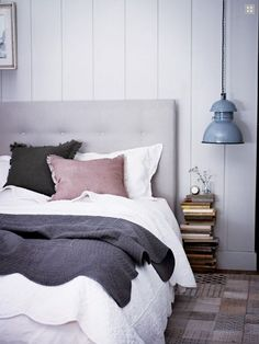 Attractive vitalized great bedroom styles as well as design must dos Save Today Gray Bedroom, Grey Bedding, Bedroom Colors, Home Bedroom, Diy Bedroom Decor, Home Decor, Luxury Bedding, Bedding Sets, Bedroom Ideas