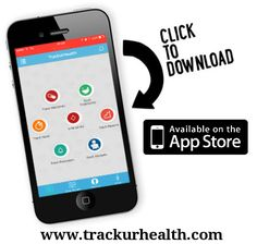 Trackurhealth a newly launched mobile app is available on App store now. It can be used by people with various health conditions to keep a track of their general health.