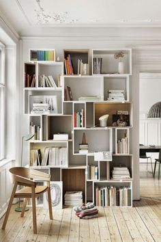Designer and published author Vince Frost is a huge admirer of a great books and bookshelves