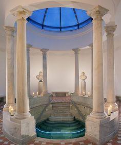 Healing Retreat – Villa Padierna Thermas Hotel; authentic Roman thermal spa | Andrew Forbes
