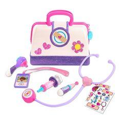 Doc Mcstuffins Toys, Doc Mcstuffins Birthday, Doc Mcstuffins Costume, Hospital Doctor, Hospital Bag, Blog Art, Sports Toys, Disney Junior, Disney Toys
